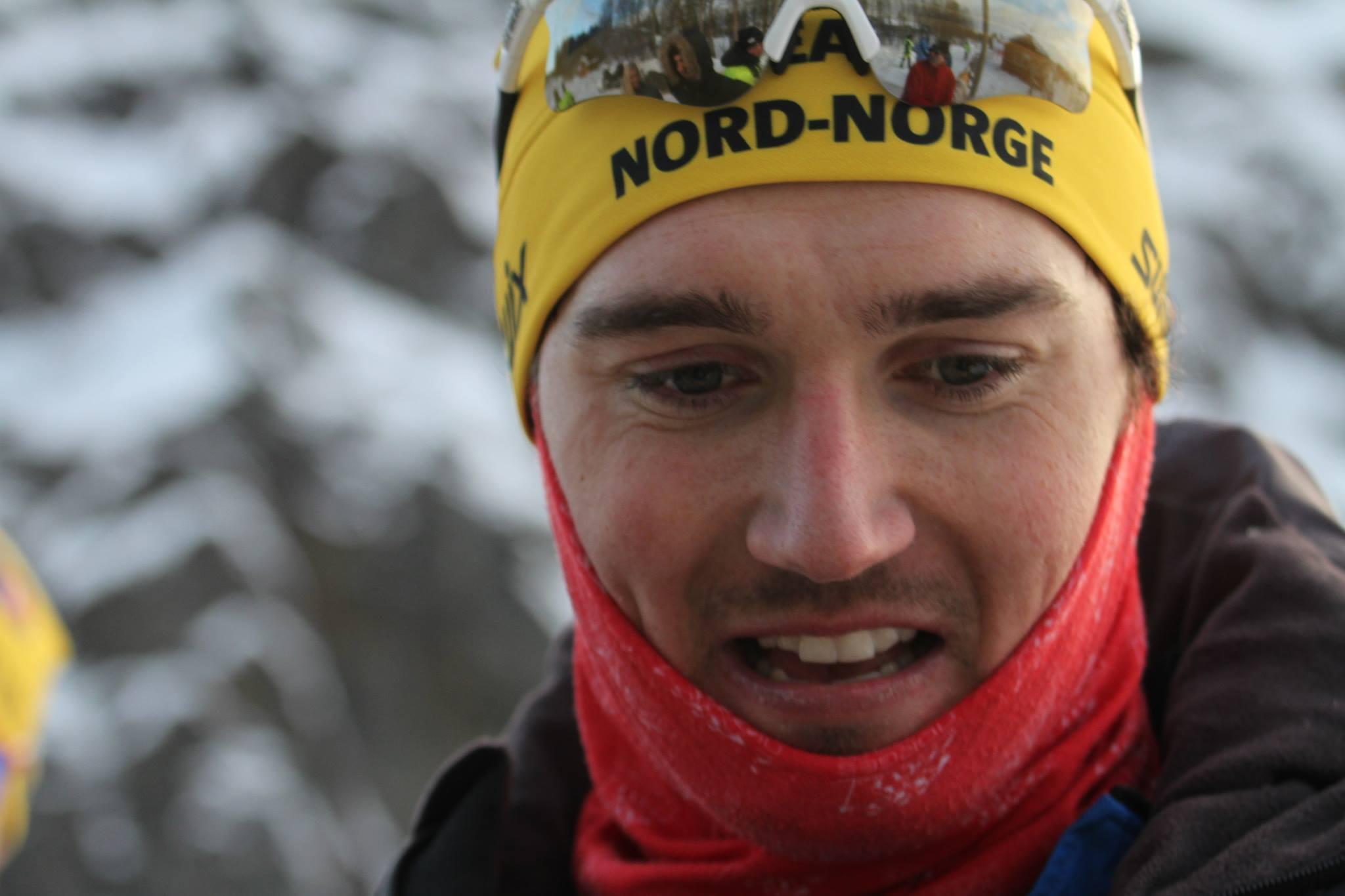 Andreas Nygaard, World's Most Unusual Marathon Winner