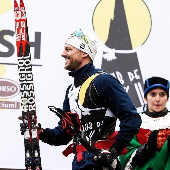 Meet Ludde, World's Fastest Skier