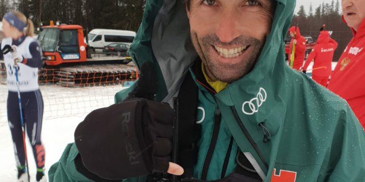 Peter Schlickenrieder, New Man At Helm