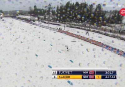 Rain, Rain, Go Away! Go Away From Lillehammer!