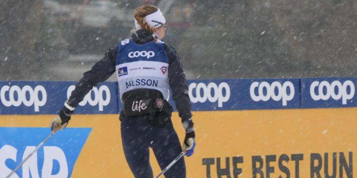 Dresden Skiweltcup. Curtain Raiser