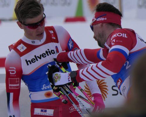 Ustiugov-Klaebo Aggro In Context Of Raising Profile Of Skiing