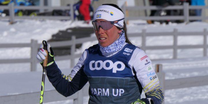 Charlotte Kalla: Tour de Ski Prize Money Now Is Less Than What I Got 11 Years Ago.