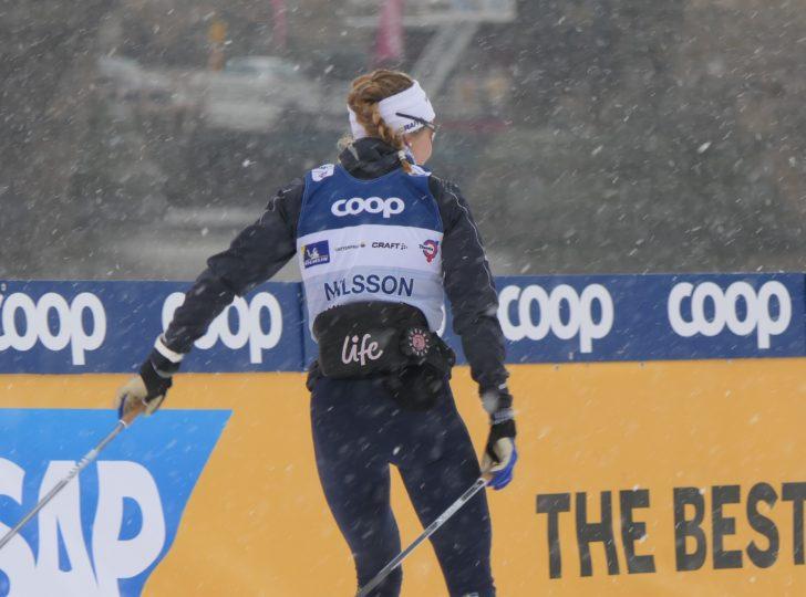 Stina Nilsson Skips First Camp At Sognefjellet, Says Had Enough Of Snow After Long Season