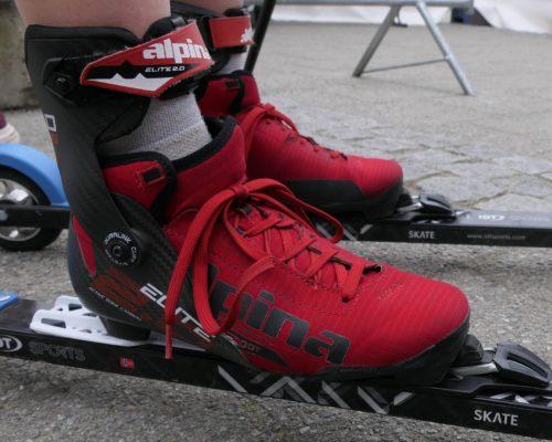 Equipment Update As Seen At Blink Ski Fest
