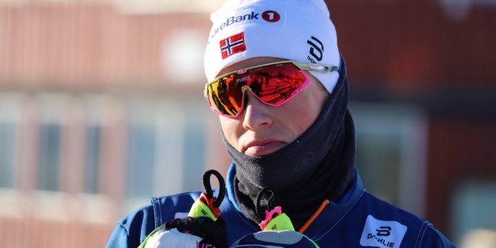 Klaebo vs Holmenkollen