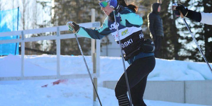 This Is How Krista Pärmäkoski Trained Last Season