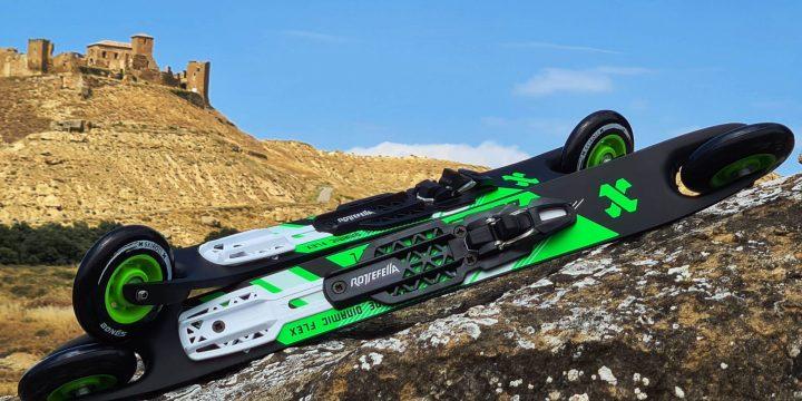 Bonés Skiroll Graphene Or Fancy Engineering Comes To Rollerski World