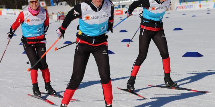 Teresa Stadlober Might Join Team Russia